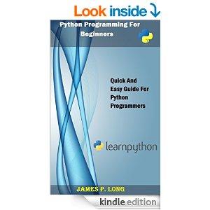 Best python programming book for beginnners