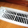 Floor diffusers and grilles