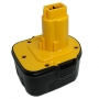 NEW 12V BATTERY FOR DEWALT DC9071 DW9071 DW9072 DW051K DW052K