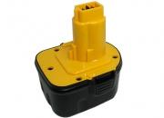 New 12v battery for dewalt dc9071 dw9071 dw9072 dw051k dw052k