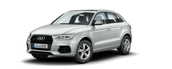 Audi q3 2.0 tdi quattro available on lease at ascot motor cars