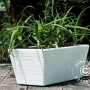 Planter Girasole 31.5x59.8x25.5 cm, White
