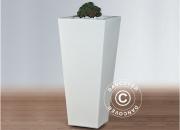Planter Naïf 40x108 cm, White