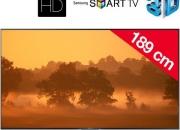 SAMSUNG UE75HU7500 - Ultra HD LED 3D Smart TV