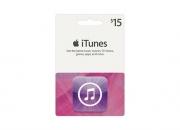 Apple® - $15 itunes gift card
