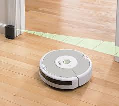 Roomba 650 floor cleaner at uk graded stock