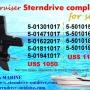 Mercruiser Sterndrive, ALPHA ONE, GEN II