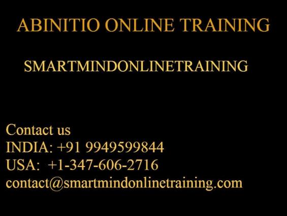 Abinitio online training