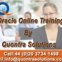 Oracle Online Training by 7+ Years Experience Faculty - Attend Free Demo