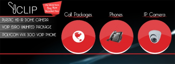 Discounted voip services and products