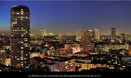 Paris leaseback student housing