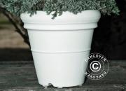 Planter Ancona Ø67x55 cm, White