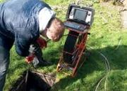 CCTV Drainage Inspection Services
