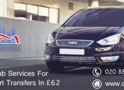 Hire a minicab in for Gatwick airport transfers in £62 only