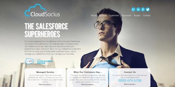 World's best salesforce experts