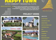 Good Budget Plots in Modest Price with EMI Scheme for Sale on POLLACHI to UDUMALPET Nh209