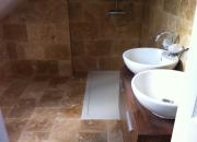 Wet room shower screen |wet room installation