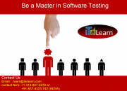 Complete software testing fundamentals training at itelearn