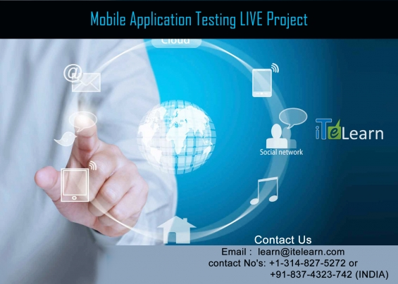 Mobile apps testing online course at itelearn