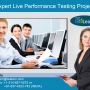 Performance Testing (Load Runner & Jmeter) Online Course