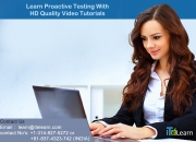 Proactive testing course by itelearn with innovative strategy methods