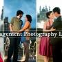 Unique Engagement Photography in London