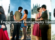 Unique Engagement Photography in London