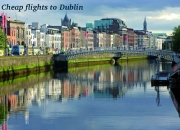 Cheap Business Class Flight Tickets to Dublin