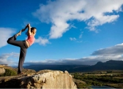 Plunge Headlong for Yoga Vacations