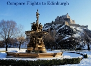 Compare edinburgh flight price and book your cheap flight