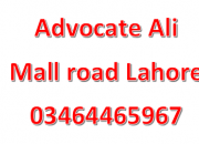 Family Lawyer in Lahore Pakistan