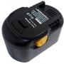 3000mAh battery for AEG L1430R, L1430R, BSB 14G, BSS 14, BSB14G,BSS14