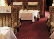 Experience the first-class luxury train journey with British Pullman
