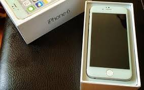 Iphone 5 and box