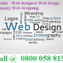 Call @  0800 058 8156 for Best Web designing Solutions
