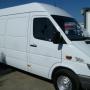 Get Used commercial vans in Birmingham