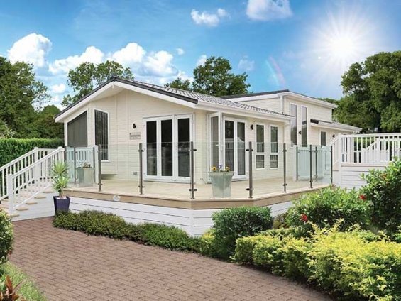 Top holiday lodges for sale in uk