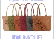 Lovely and Stylish Petals Flower Handbag - JC Unique Wholesale UK