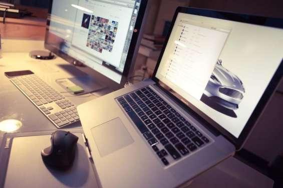 Website design and development in badford