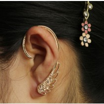 Buy ornately designed ear cuff earrings at marked down prices at tiara jewellery shop