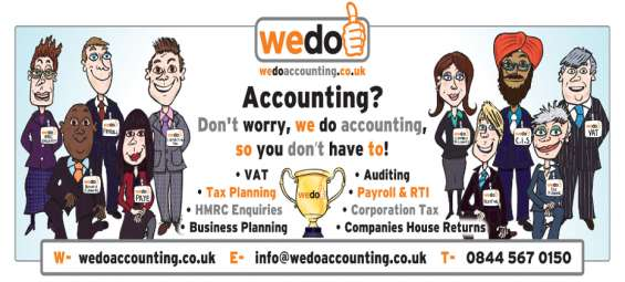 "Accountancy services - ""wedo accounting"""