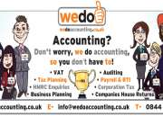 Accountancy services -