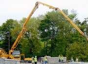Concrete pump hire in london