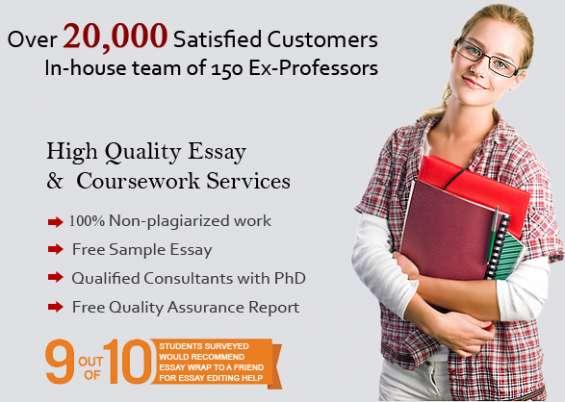 Essay writing help | online essay help