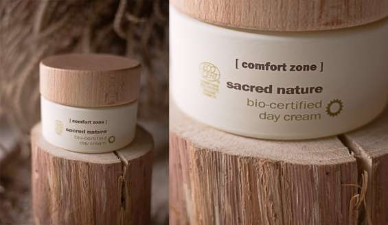 Get the best anti ageing cream from sacred nature comfort zone today