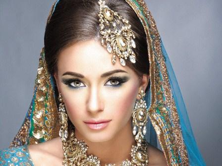 Hire the best asian bridal makeup artist london