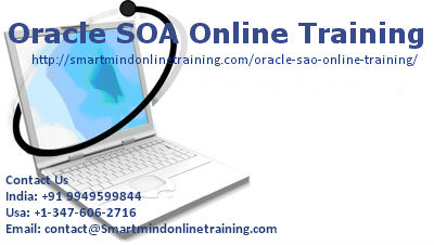 Oracle soa online training | online oracle soa training in usa, uk, canada, malaysia