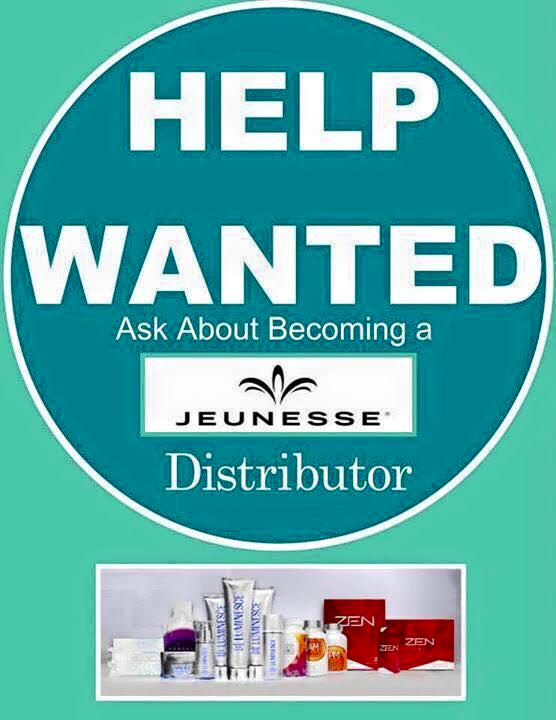 Jeunesse distributor needed - endless opportunity