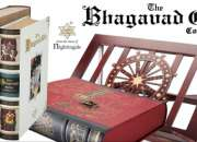 Bhagavad gita book in sanskrit, hindi, english | bhagwat geeta - nightingale