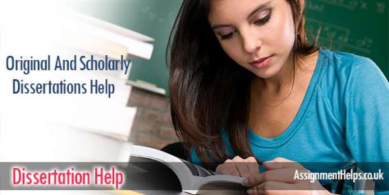 Dissertation help & writing service at affordable price...!!!